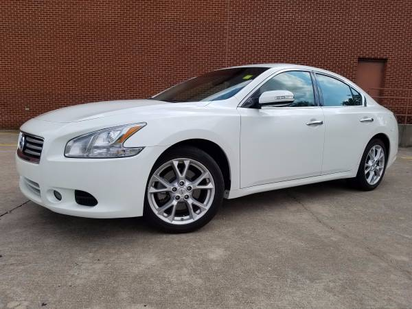 2013 NISSAN MAXIMA SV PREMIUM!!! LEATHER LOADED!!! SUNROOF!!!