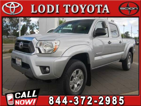 2013 TOYOTA TACOMA PRERUNNER ,1-Owner, ONLY 32,838 MILES!