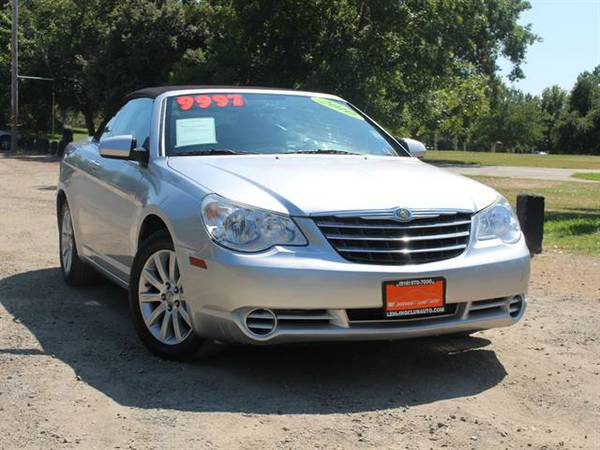 2010 CHRYSLER SEBRING TOURING *** 2DR CONVERTIBLE *** EASY FINANCING *