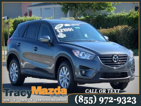 2016 Mazda CX-5 4D Sport Utility *Mazda Certified!*