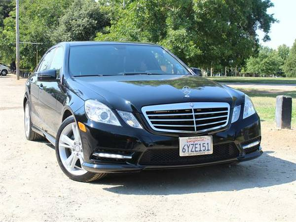 2013 MERCEDES BENZ E350 LUXURY *** LEATHER *** NAV *** SUNROOF *** EXT