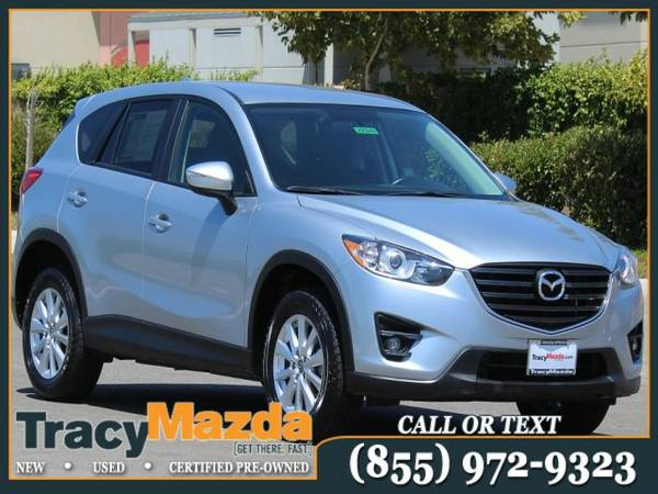 2016 Mazda CX-5 4D Sport Utility Touring