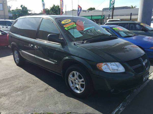 2001 *Dodge* *Grand* *Caravan* ES - - CALL / TEXT TODAY!!!!!