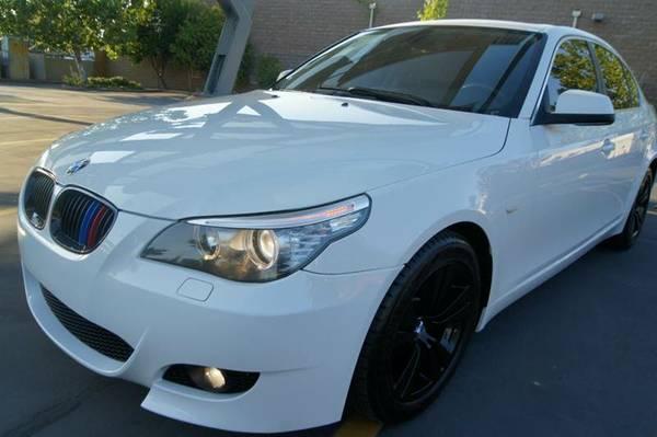 2010 BMW 528I LOW MILES 83K LOADED SPORT PKG NAVIGATION