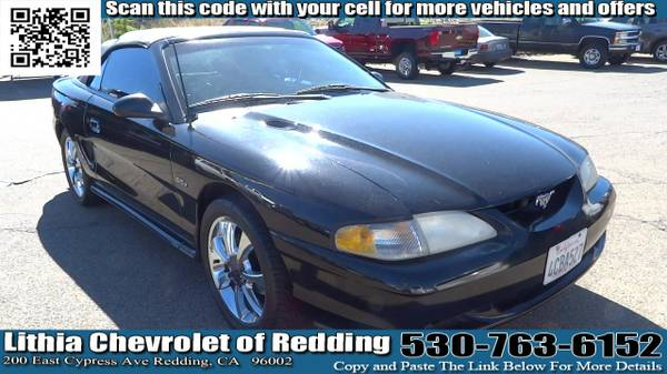 1998 FORD MUSTANG (1FAFP45XXWF224519)