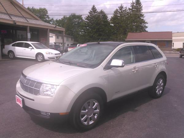 2007 LINCOLN MKX AWD LIMITED! LOADED WITH EVERY OPTION! WE FINANCE!!!