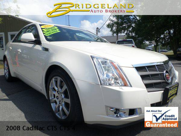 2008 *Cadillac* *CTS* CTS4 3.6L BIG MOTOR ONLY 44,000 MILES NAV...