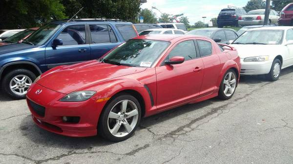 L@@K====2004 MAZDA RX-8 AS LOW AS $1,000 DOWN PAYMENT====L@@K