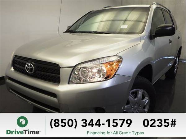 2007 *Toyota RAV4* Base - BAD CREDIT OK