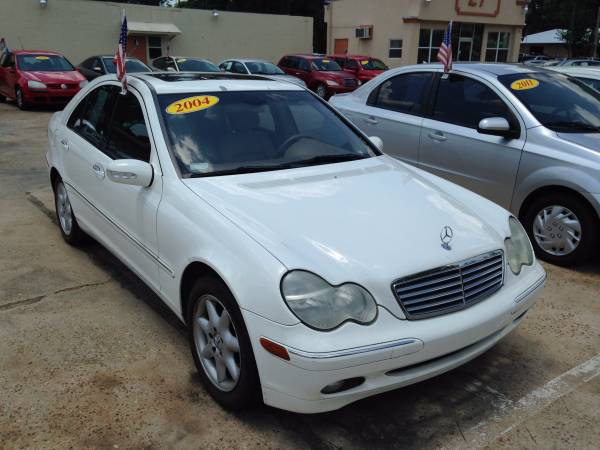 2004 Mercedes C240 *** MUST SEE*** EASY FINANCING!!