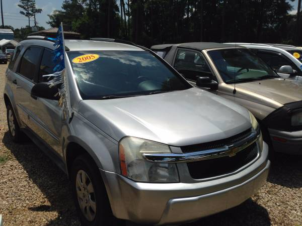 2005 Chevrolet Equinox LS 96k MILES** LEATHER** FINANCING AVAILABLE
