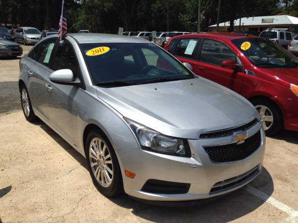 2011 Chevrolet Cruze Eco!!! FINANCING AVAILABLE FOR EVERYONE!