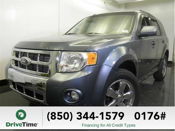 2012 *Ford Escape* Limited - BAD CREDIT OK