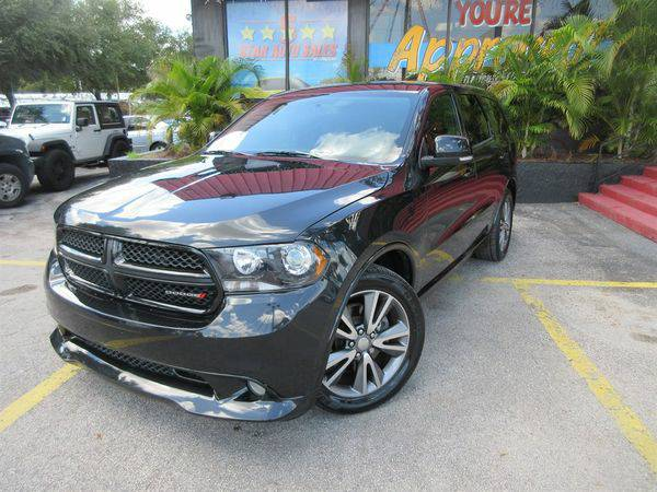 2013 *Dodge* *Durango* R/T -📲GET APPROVED TODAY