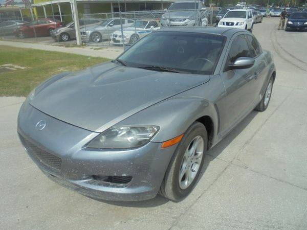2005 *Mazda* *RX-8* Sport AT -📲 WE FINANCE EVERYONE!