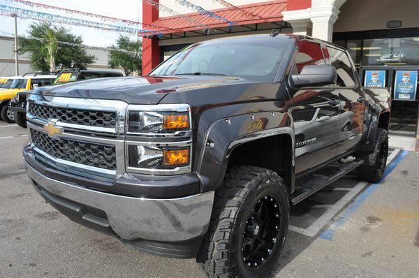 2014 *Chevrolet* *Silverado* *1500* LT GOOD AND BAD CREDIT FINCING