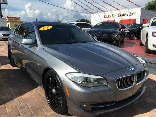 2011 *BMW* *528i* 528i - GET APPROVED TODAY!