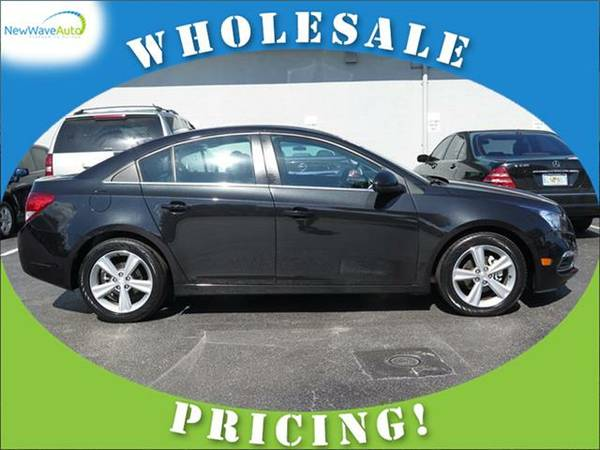 2015 *CHEVROLET CRUZE* 4dr Sdn Auto 2LT - WHOLESALE PRICES!
