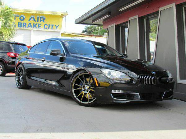 2013 *BMW* *650* *I* *GRAND* *COU* I -CARFAX AVAILABLE, FINANCING...