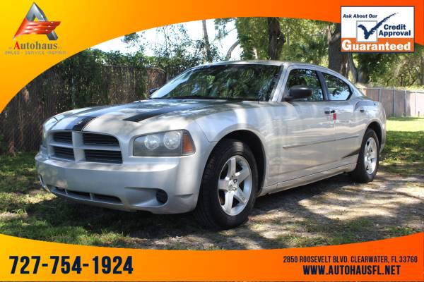 2009 DODGE CHARGER