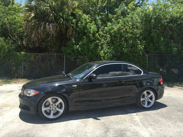 2008 *BMW* *1-Series* 135i Coupe -$1500 to $2500 DOWN AND DRIVE IT...