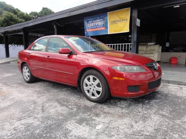 REDUCED 2006 Mazda6 WARRANTY