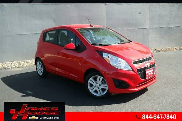 2014 Chevrolet Spark - ENJOY THE HODGE DIFFERENCE