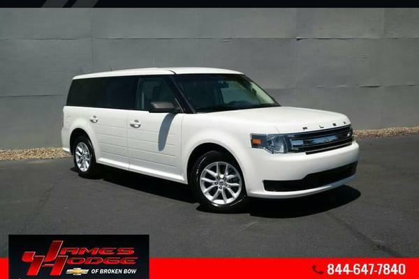2013 Ford Flex - ENJOY THE HODGE DIFFERENCE
