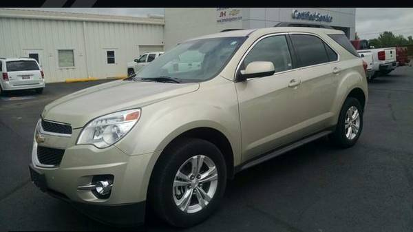 2014 Chevrolet Equinox - ENJOY THE HODGE DIFFERENCE