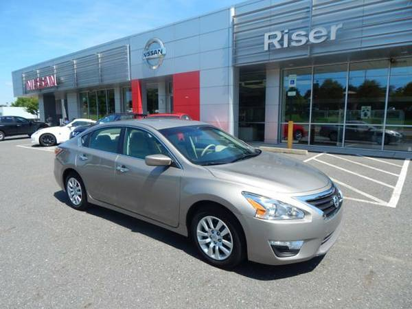 2014 NISSAN ALTIMA SD S 16,333 miles only