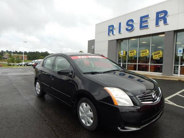 2011 NISSAN SENTRA SD only 49,555 miles