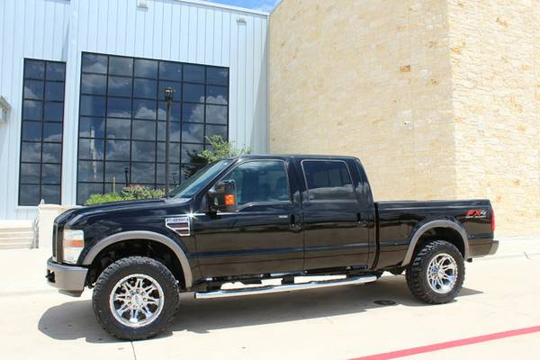 2008 FORD F250 FX4 6.4L POWERSTROKE*CLEAN CARFAX*SUPER NICE!*CALL NOW!