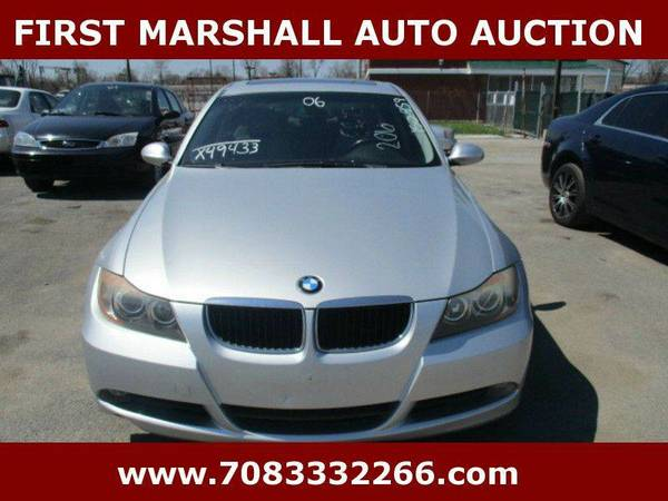 2006 BMW 3 Series 325i 4dr Sedan - First Marshall Auto Auction