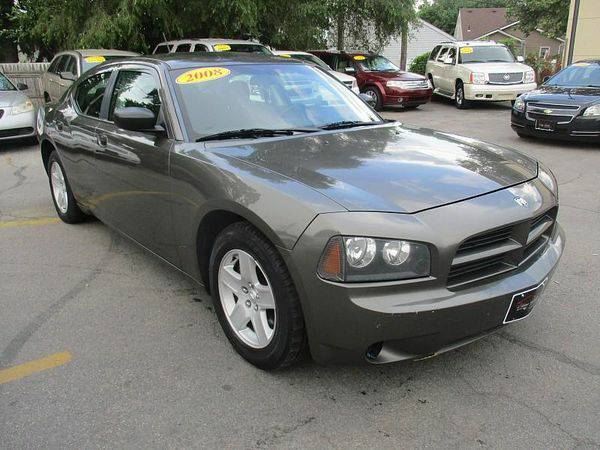 2008 *Dodge* *Charger* Base 4dr Sedan *$499 Down Drives Today!*