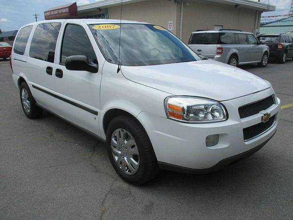 2007 *Chevrolet* *Uplander* LS 4dr Extended Mini Van *$499 Down...