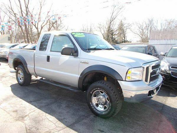 2005 *Ford* *F-250* *SD* Lariat SuperCab 4WD *$499 Down Drives Today!*