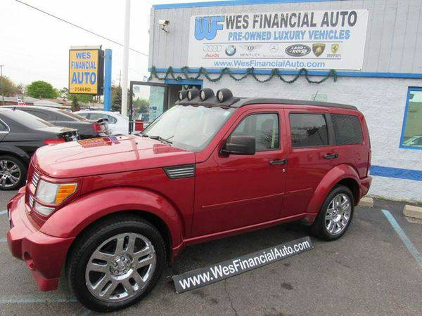 2007 *Dodge* *Nitro* R/T 4WD 4dr SUV+LOADED ★ ★Guaranteed