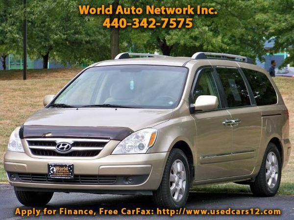 2007 *Hyundai* *Entourage* GLS - Text for quick Response!