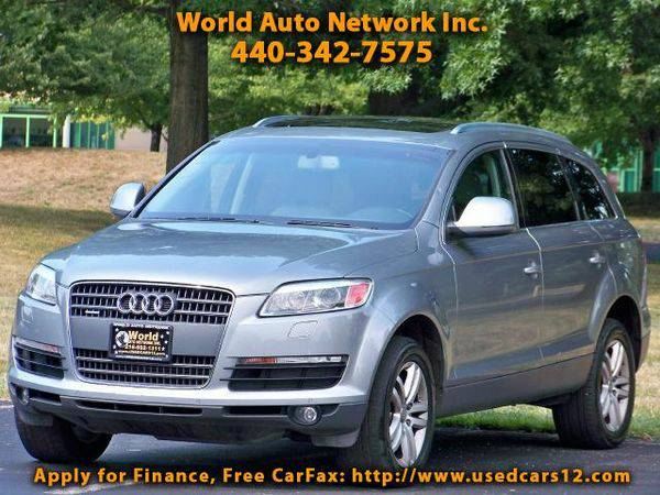 2008 *Audi* *Q7* 3.6 quattro Premium - Text for quick Response!