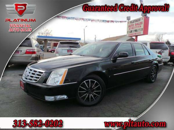 2006 CADILLAC DTS LUXURY I**POWER SEATS**IMMACULATE**FINANCING!!