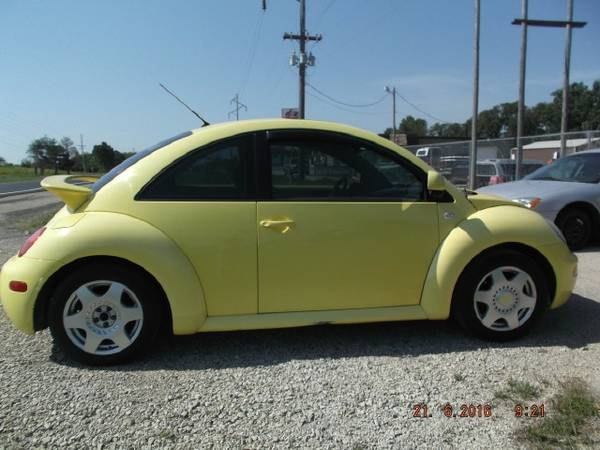 2000 VW Coupe GL (Beetle)