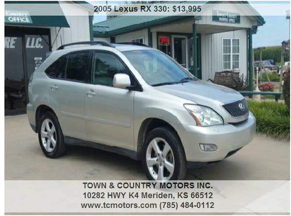 2005 LEXUS RX 330 ◆◇◆ 83000 MILES! AWESOME AWD LOW...