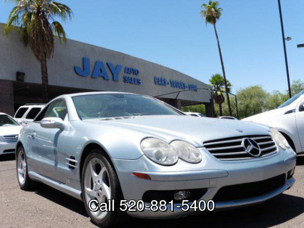 2005 Mercedes-Benz SL-Class 2dr Roadster 5.0L / CLEAN CARFAX / LOW...