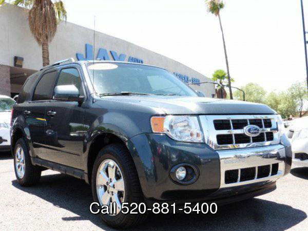 2009 Ford Escape 4dr V6 Auto Limited /CLEAN 1-OWNER AZ CARFAX/ /FULLY
