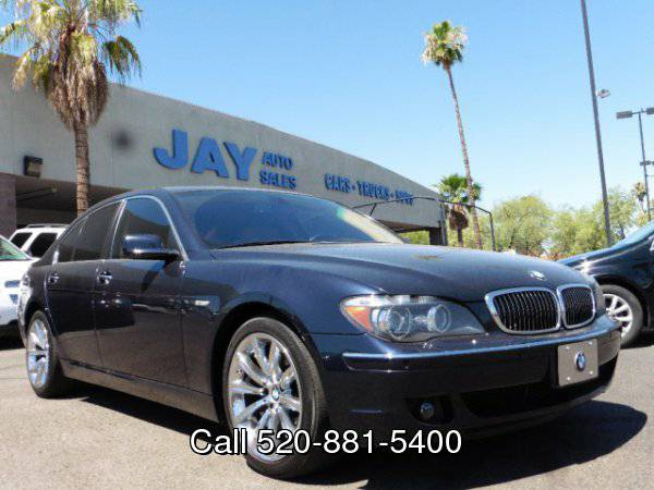 2007 BMW 7 Series 4dr Sdn 750i / FULLY LOADED / BEST PRICES IN TOWN!!!