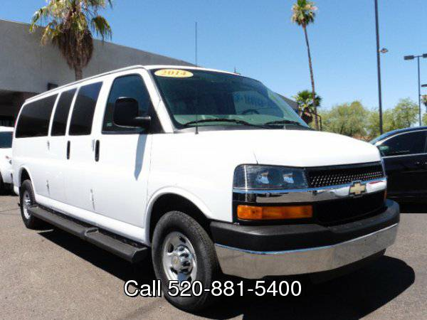 2014 Chevrolet Express 15 Passenger Van 3500 LT /CLEAN 1-OWNER AZ...