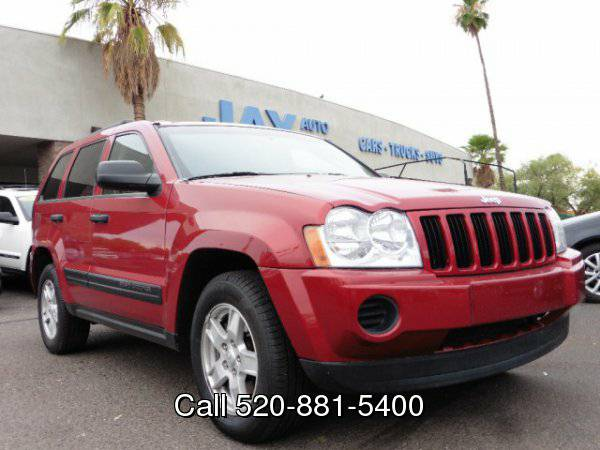 2005 Jeep Grand Cherokee Laredo 4X4 /CLEAN 1-OWNER AZ CARFAX/ /LOW...