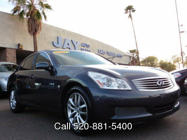 2007 Infiniti G35 Sedan 4dr Auto RWD / BEST SELECTION IN TOWN /