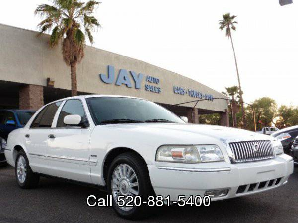 2009 Mercury Grand Marquis LS Ultimate /CLEAN 1-OWNER AZ CARFAX/ /LOW