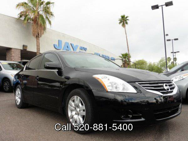 2012 Nissan Altima 4dr Sdn CVT 2.5 S / CLEAN CARFAX / BEST SELECTION...